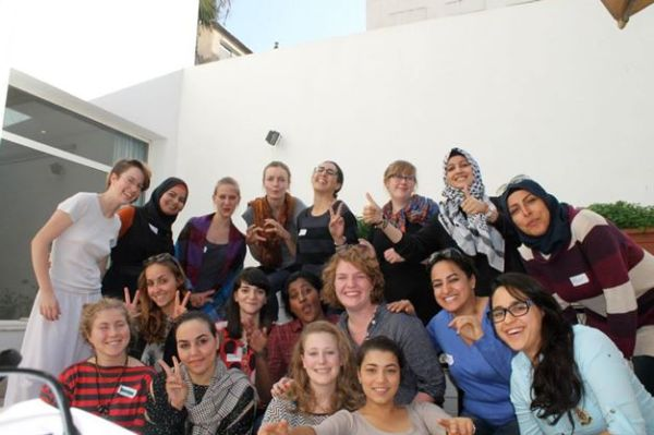 Tunisian-German women youth exchange