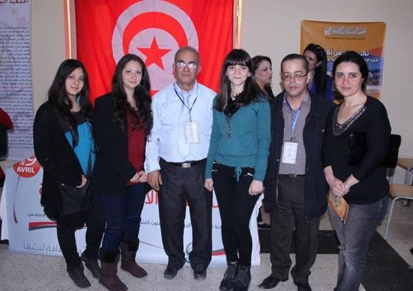 إنتخاب المجلس التنفيذي للجمعية التونسية للتربية و الثقافة (20)